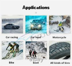 1000 Pcs Winter Wheel Tire Studs Screw Snow Spikes Stud withNail Air Gun Tool Kit