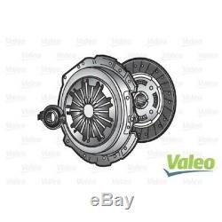 1 Kupplungssatz VALEO 826729 3KKIT passend für AUDI SEAT SKODA VW