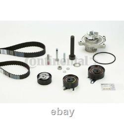 1 Wasserpumpe + Zahnriemensatz CONTINENTAL CTAM CT939WP11PRO passend für