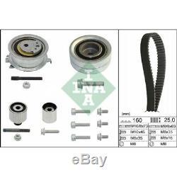 1 Zahnriemensatz INA 530 0550 10 für AUDI SEAT SKODA VW
