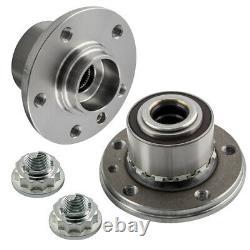 2XRear Hub Wheel Bearing Kit With Intergrated ABS Sensor For VW T5 Transporter