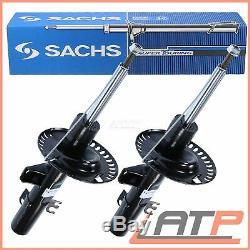 2x Sachs Shock Absorber Gas Front Vw Multivan Caravelle Transporter T5 03