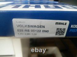 5x beschichtete Kolbenringe MAHLE 81mm VW T5 2,5 TDI BNZ Multivan Transporter