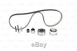 Audi A1 Sportback Seat Skoda VW Jetta BOSCH Timing Belt Kit 1.2-2.0L 2003