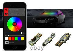 BEPHOS RGBW LED Interior Lighting Set Kit VW T5 Caravelle GP APP Control