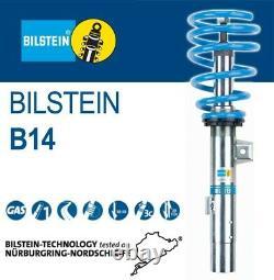 BILSTEIN B14 FAHRWERK GEWINDEFAHRWERK VW TRANSPORTER T5 T6 + 4motion 47-196704
