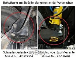 BILSTEIN B14 Gewindefahrwerk 47-222564 / für VW T5 und T6
