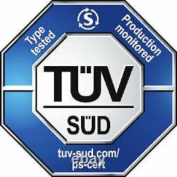 BORGnBECK 2PC CLUTCH KIT for VW TRANSPORTER / CARAVELLE V Bus 2.5 TDi 2003-2009