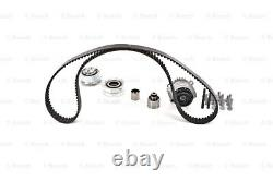 BOSCH Water Pump & Timing Belt Kit Fits VW SKODA SEAT AUDI Amarok Beetle 04-17