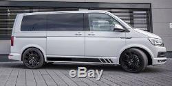 Bilstein B14 Gewindefahrwerk VW T5 + Powerflex PU Buchsen Black Series