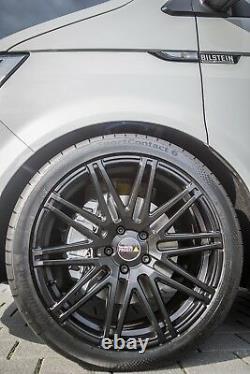 Bilstein B14 Gewindefahrwerk VW T5 + Powerflex PU Buchsen Road Series