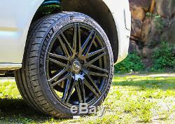 Bilstein B6 Komfort mit Eibach Höherlegungsfahrwerk 35mm für VW T5 und T6