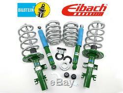 Bilstein / Eibach Höherlegungsfahrwerk +35mm VW-B6-KO-LIFT-4 für VW T5, T6, T6.1