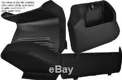 Black Stitch Four Piece Lower Dash Kit Covers Fits Vw T4 Transporter Caravelle