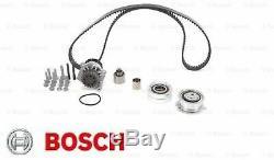 Bosch Wasserpumpe + Zahnriemensatz Zahnriemensatz Und Wasserpumpe 1987946943
