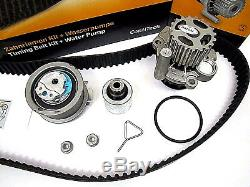 CONTITECH Zahnriemensatz + Wasserpumpe für AUDI SEAT VW SKODA FORD CT1028 WP3