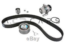 CONTI CT1028WP3 Zahnriemen Rollen Wasserpumpe Audi Seat Skoda VW TDI Dichtung