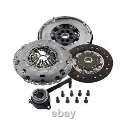 Clutch Kit Inc Dual Mass Flywheel & Concentric Slave Cylin Blue Print ADV1830138