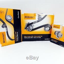 Contitech Zahnriemensatz komplett Wapu Audi A2 A3 VW Golf T5 1.9TDI CT1028WP3