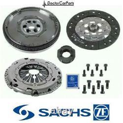 DMF Flywheel Clutch Kit NO CSC FOR VW CARAVELLE T5 03-09 1.9 Diesel SACHS