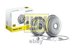 DSG Clutch Kit 602001800 LuK 2CT 0BH141029R 0BH398029A 0BH398029B Quality New