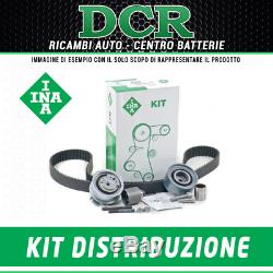 Distributionskit INA 530055010 SKODA YETI (5L) 2.0 TDI 140CV 103KW von 11/2011