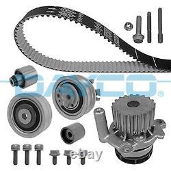 FOR VW GOLF MK6 2.0 TDI 16V Dayco Timing Cam/belt Waterpump Kit OE SPEC