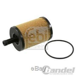 Febi Filter Inspektions Set+vw Motoröl 5w30 Vw T5 1.9+2.5 Tdi Bus Multivan
