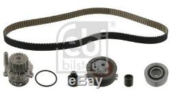 Febi Timing Belt Kit & Waterpump Water Pump Set 45116 5 YEAR WARRANTY