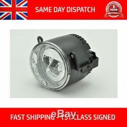 Fits Vw Volkswagen Caravelle T5 2003- Led Drl Daytime Running Light Fog Lamp Kit