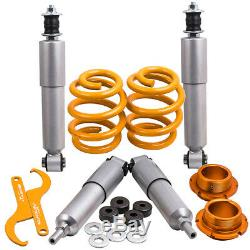 For VOLKSWAGEN T4 year 90-03 Adjustable Coilover Kit Suspension