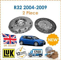 For VW Golf MK5 3.2 R32 2004-2009 LUK Dual Mass Flywheel + Clutch Kit New