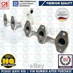 For Vw T5 Vw Transporter 2.5 Tdi Axd Axe Blj Exhaust Manifold Kit 070253017a New
