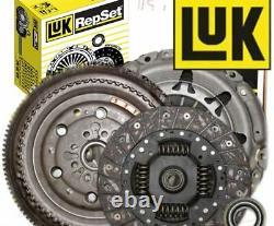 For Vw Transporter 2.0 Tdi Luk Dual Mass Flywheel & Clutch Kit Set 100 Caab 09