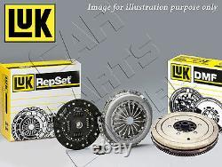 For Vw Transporter T5 1.9 Luk Dual Mass Flywheel Clutch Kit 85 100 105 Bhp 03-09