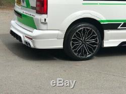 Front Bumper Lip Body Kit Spoiler for VW TRANSPORTER & Caravelle T6