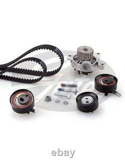 Gates Timing Belt Kit & W Pump FOR VW TRANSPORTER / CARAVELLE 70XC (TCKWP1569A)