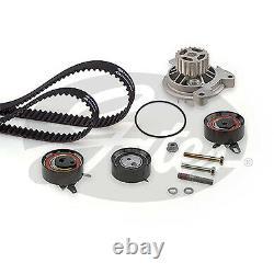 Gates Timing Belt + Water Pump Kit Fits VW LT Transporter Caravelle GAT6277