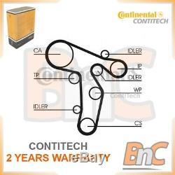 # Genuine Contitech Heavy Duty Timing Belt Kit For Vw Seat Audi Skoda