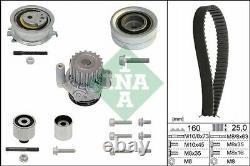 INA Wasserpumpe + Zahnriemensatz 530 0550 32 für VW SEAT SKODA AUDI