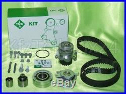 INA Zahnriemen Satz + Wasserpumpe AUDI A1 A3 A4 A5 A6 Q3 Q5 1.6 TDI / 2.0 TDI