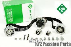 INA Zahnriemensatz + Wasserpumpe VW AUDI 1,6 2,0 Bi TDI CFHD CAYC CFFB CAAB CFCA