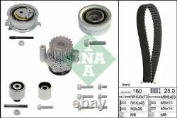 Ina 530 0550 32 Water Pump & Timing Belt Set