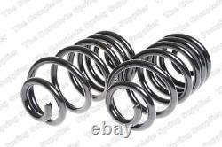 KILEN 966491 FOR VW TRANSPORTER / CARAVELLE Bus FWD Lowering coil springs KIt