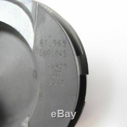 Kolben MAHLE Ø 82,01mm VW VR5 VR6 Übermaß 2,3l 2,8l 2,9l ABV AAA AES AGZ 0306802