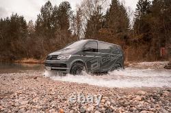 Koni Eibach Höherlegungsfahrwerk +35mm für VW T6.1 Califonia (Klemmbefestigung)