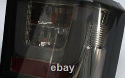 LED BAR Luces Traseras Kit Para VW T4 Caravelle Transporter Multivan Negro Fumar