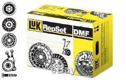 LUK Kupplungssatz RepSet DMF + Zweimassenschwungrad 600 0125 00