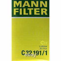 Motor oil 7L MANNOL Diesel Tdi 5W-30 + Mann-Filter VW Transporter VI Bus Sgb