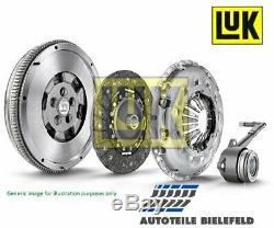 NEU LUK Kupplungssatz LuK RepSet DMF 600012500 für VW Transporter V Kasten